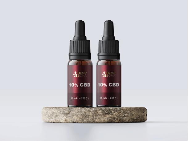 CBD olej 10% 20ml